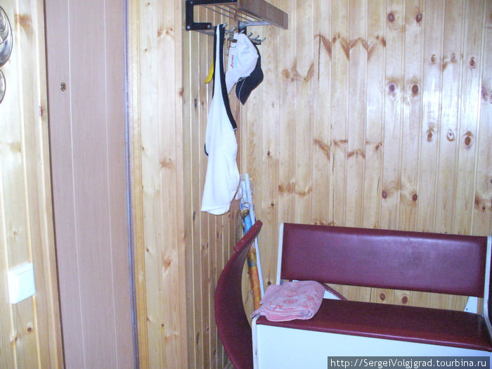 Июль Гагры 2009 г.  Квартира из Нутри . Телефон  хозяки в описании поездки .