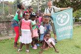 Флаг Турбины, Валерий Шанин и дети Гренады