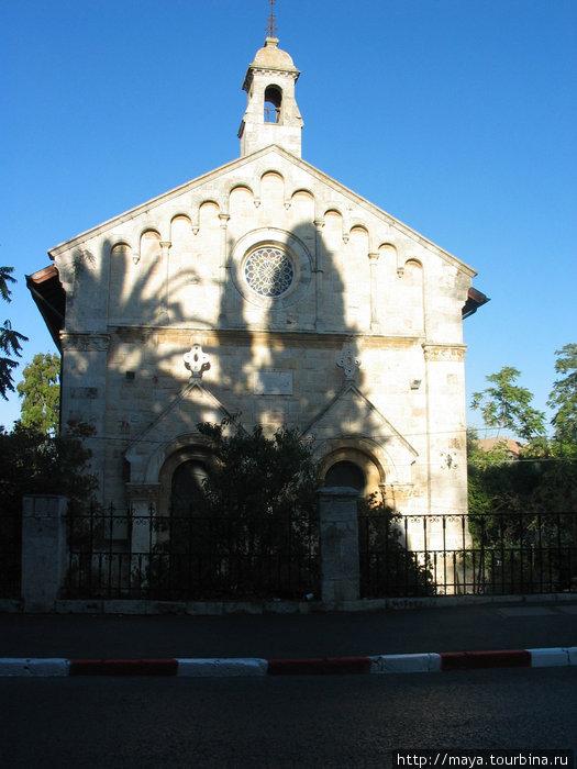 англиканская церковь святого Павла.
