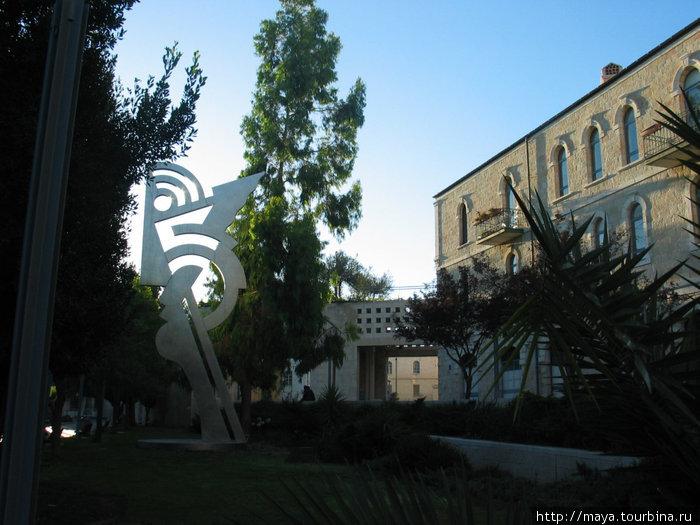 площадь Сафра