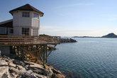 Рыболовные базы в Норвегии ставят как можно ближе к морю