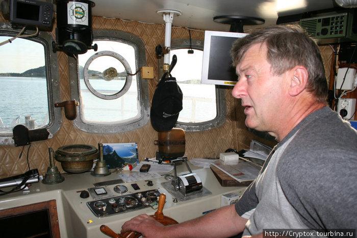 Наш капитан Стейген, Норвегия