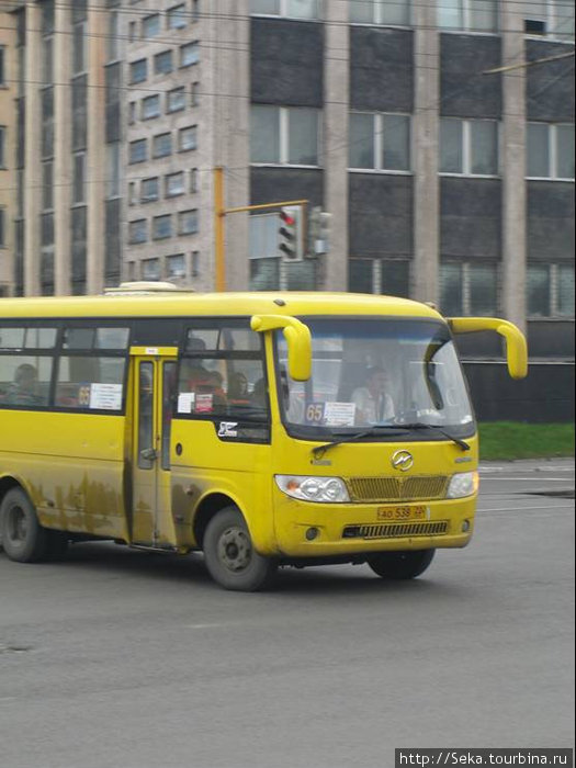 Автобус —
