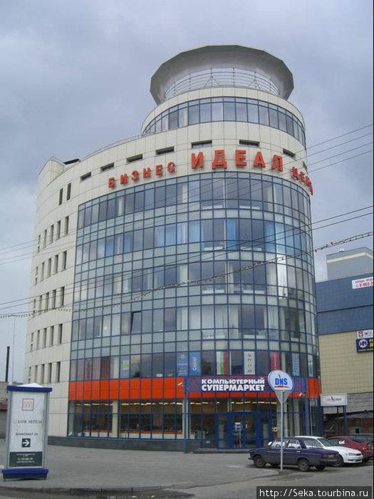 Современное офисное здание на Красноармейском проспекте