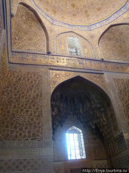 Самарканд. Гур Эмир (гробница Амира Темура).