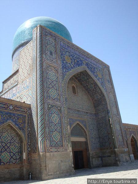 Самарканд. Площадь Регистан.