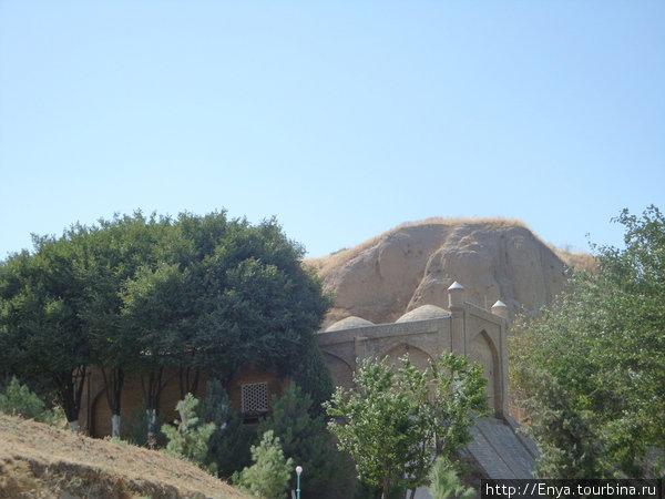 Самарканд. Могила пророка Даниила.
