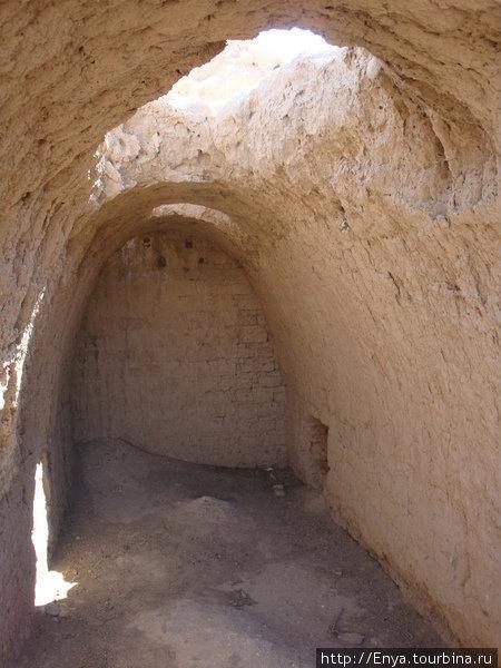 Руины древних городищ Хорезмского ханства. Топрак-Кала.