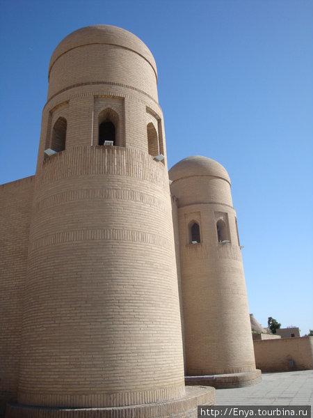 Хива. Крепость Ичан-Кала.