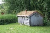 Старинный домик рыбака — хютте
