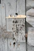 Замок и ключ — все деревянное
