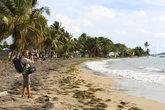 Заброшенный пляж?