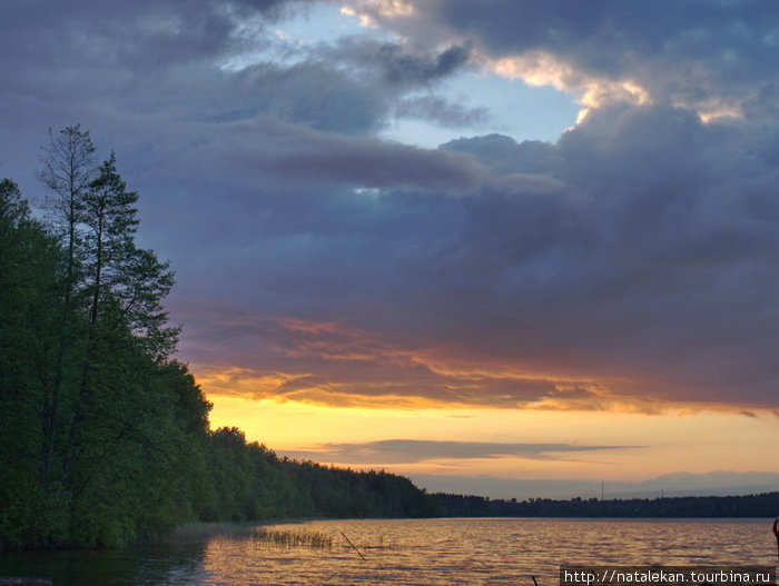 озеро череменец рыбалка