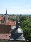 Церкви с башни Воронов