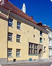 Городской музей / Tallinna Linnamuuseum