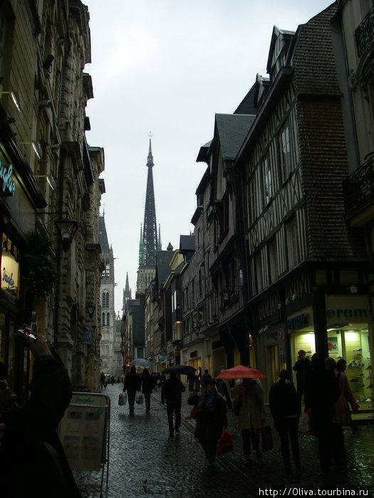 Улица Руана