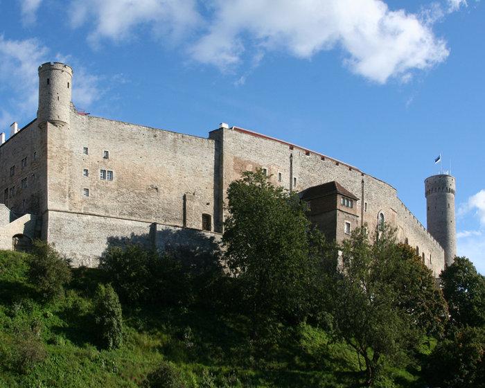 Замок Тоомпеа / Toompea Castle