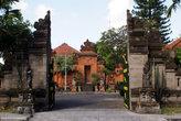 Типичный балийский дом
