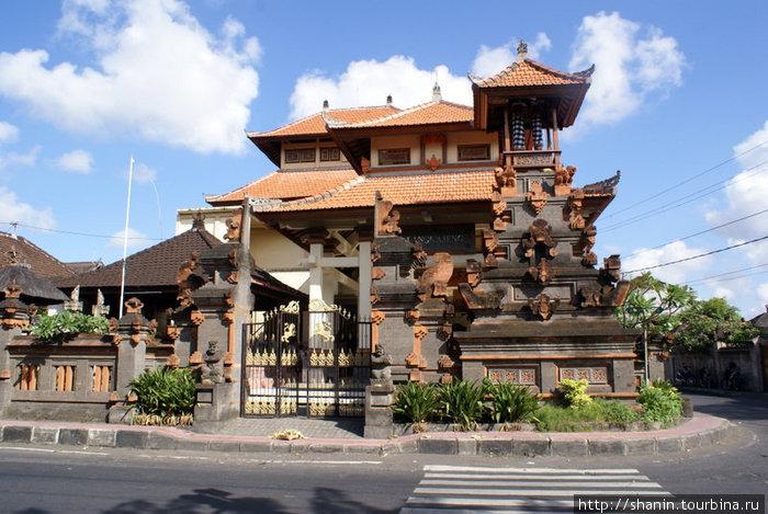 Дом Денпасар, Индонезия
