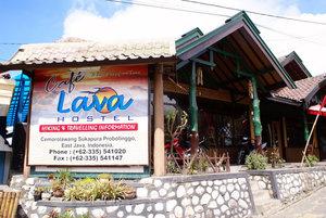 Кафе Лава