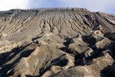 Склон вулкана Бромо