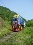 Экскурсионный поезд