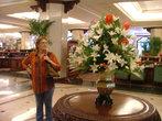 четырех звездочная гостиница Ширатон. роскошное место!!