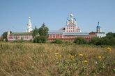 Санаксарский монастырь был основан в 1659 году.