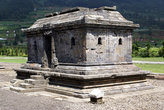 Гробница в храмовом комплексе Арджуны