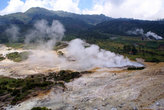 Вулканический кратер Кава Сикиданг (Kawah Sikidang)