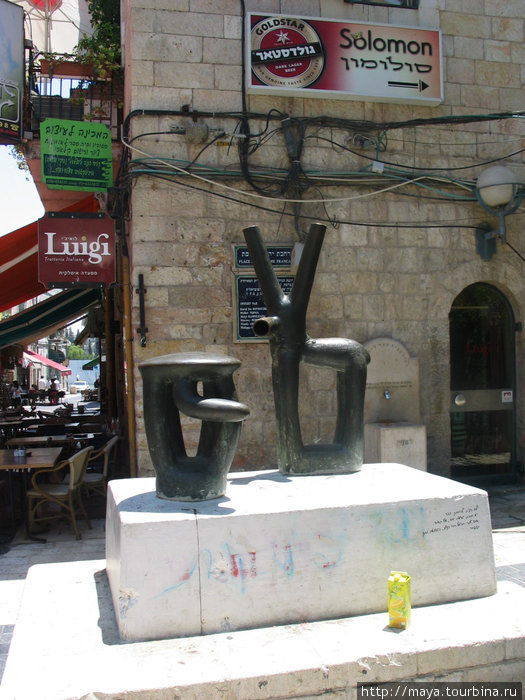 площадь французских евреев