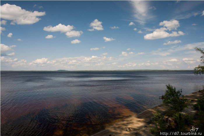 Пальеозеро