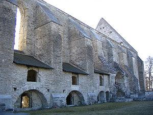 Монастырь Св.Биргитты / Pirita klooster