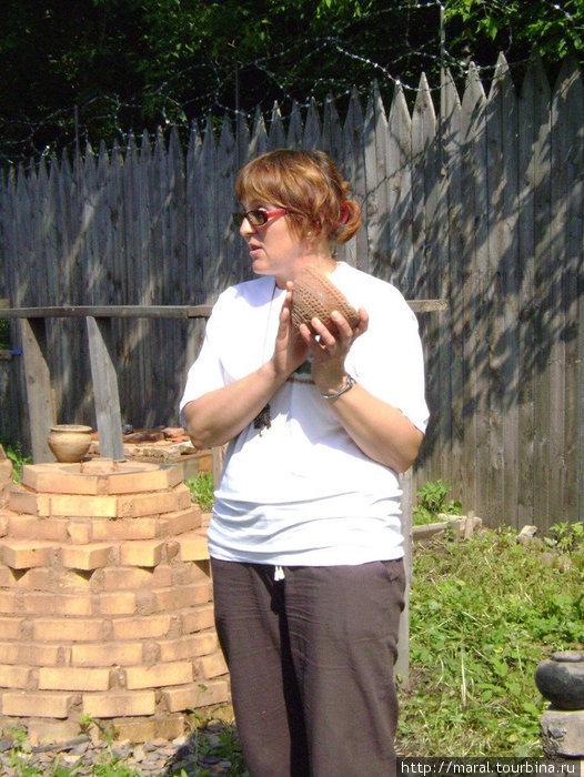 А руководит археологической экспедицией в юбилейном, двадцатом сезоне Ирина Ивановна Рыкунова