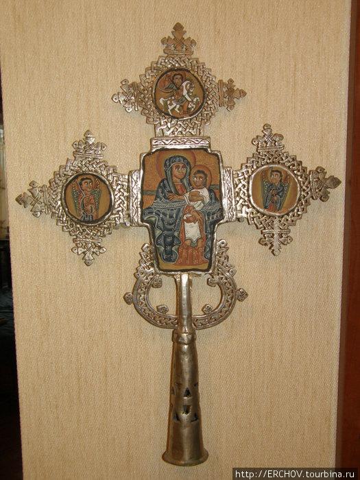 Лалибельский крест.