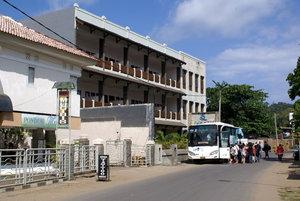 Популярный у туристических групп отель