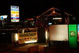 В Чератинге ночью