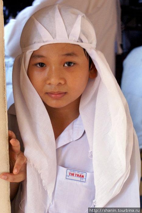 Юный послушник Тэйнинь, Вьетнам