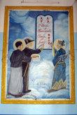 Картина в храме