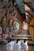 В боковом приделе храма