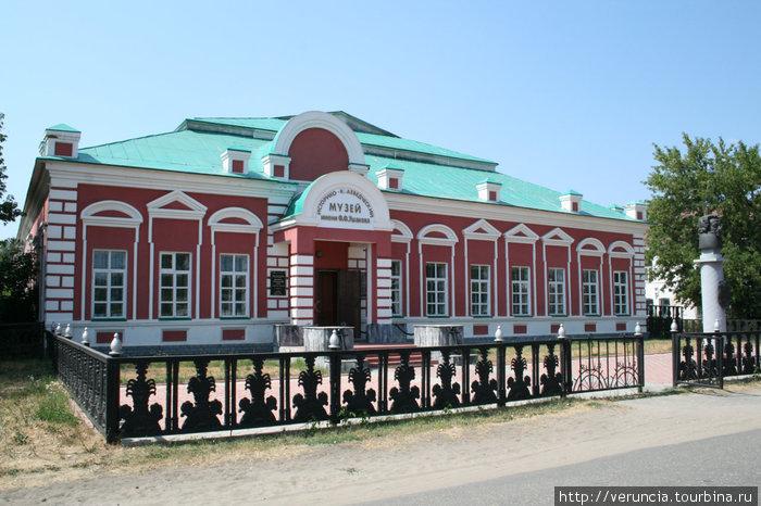 Краеведческий музей в Темникове был основан в 1901 г.