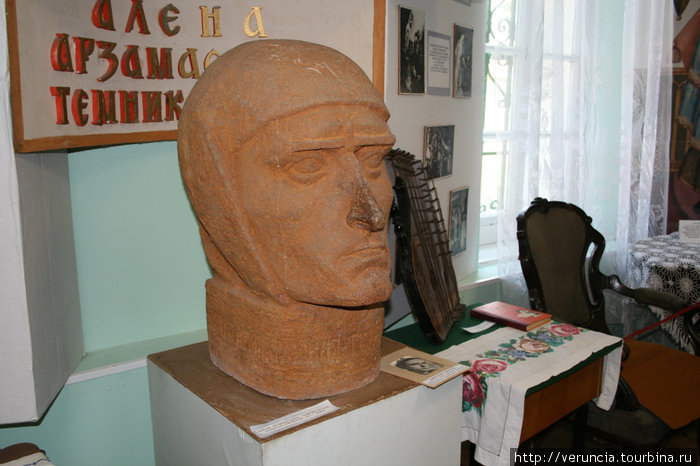 А.Арзамасская.