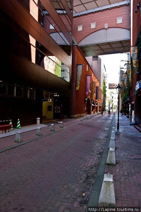 Саппорский переулок