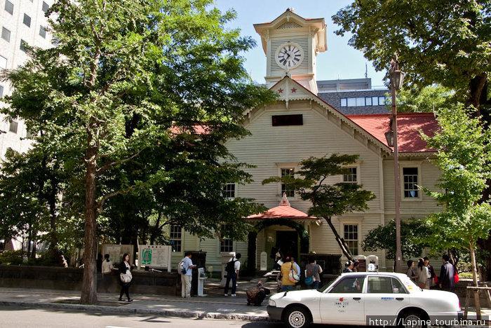 Часовая башня Токэйдай
