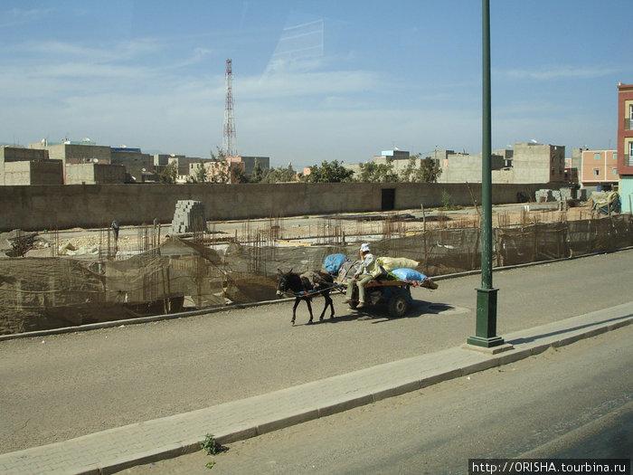 На улицах Агадира