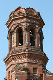 Обезглавленная колокольня Казанской церкви.