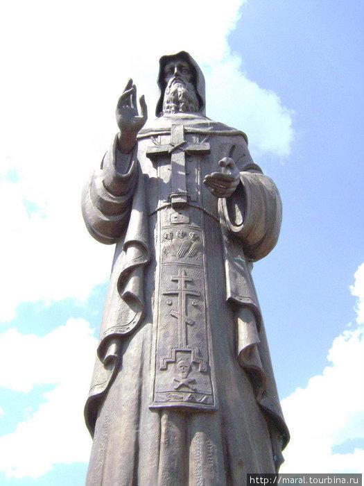 Святому подвижнику Иринар