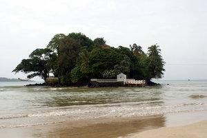 Бутик-отель на острове Тхапробан, в 30 метрах от берега
