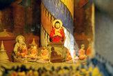 Будды в голове большого Будды