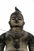 Голова статуи принцессы Вихарамахадеви